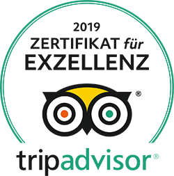 tripadvisor zertifikat für exzellenz 2019
